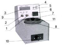 光电自动数粒仪