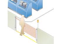 无人流水线的防入侵检测
