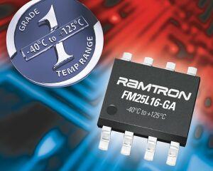 Ramtron推出16Kb串口F-RAM存储器
